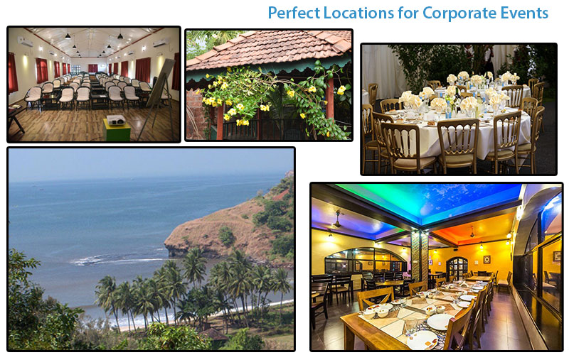 The Perfect Locations for Corporate Event