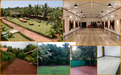 Corporate Events @ Feet-up holidays Resorts