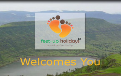 """"""" Feet-Up Holidays """" A Brand name in Resort Management."""
