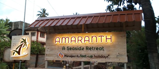 Feet Up Amaranth Resort Reviews