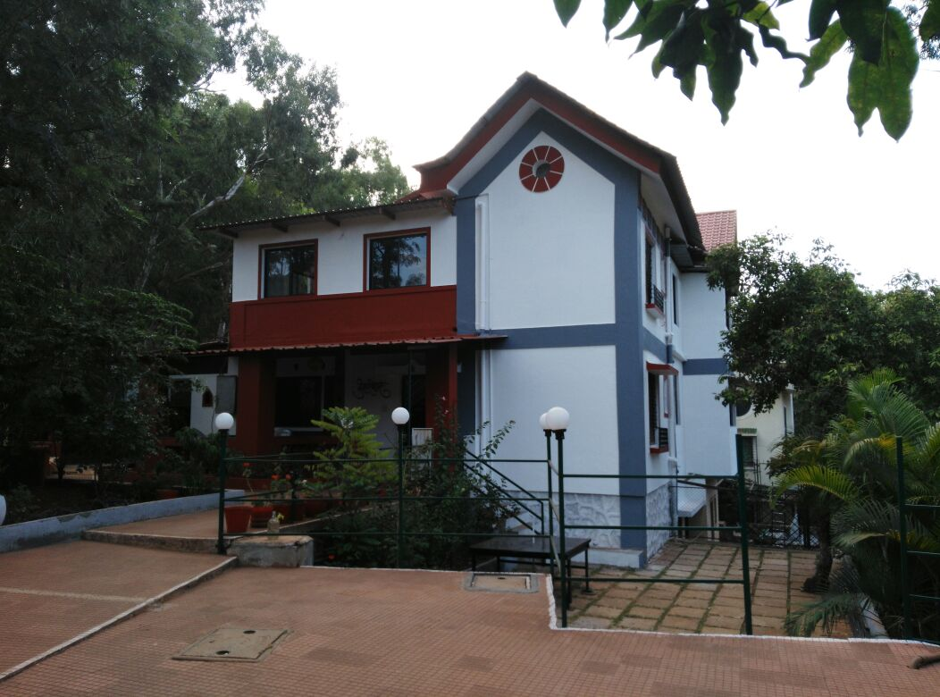 A Wish-granting Bungalow Resort At Panchgani