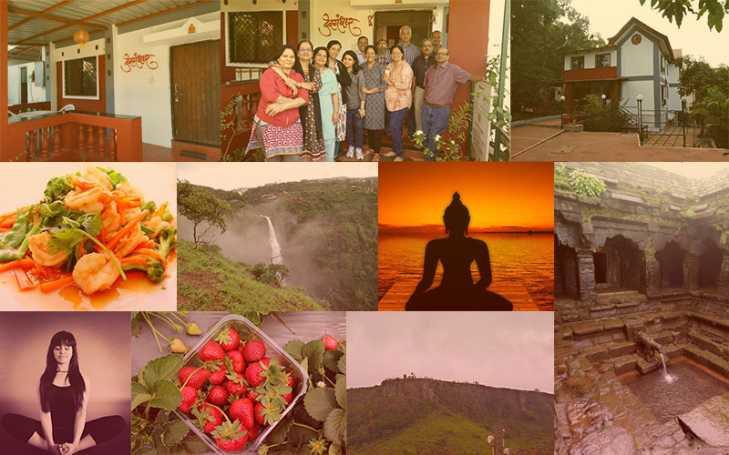 bungalow resort in Panchgani