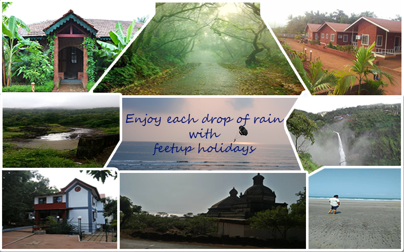 Enjoy your monsoon break with US!