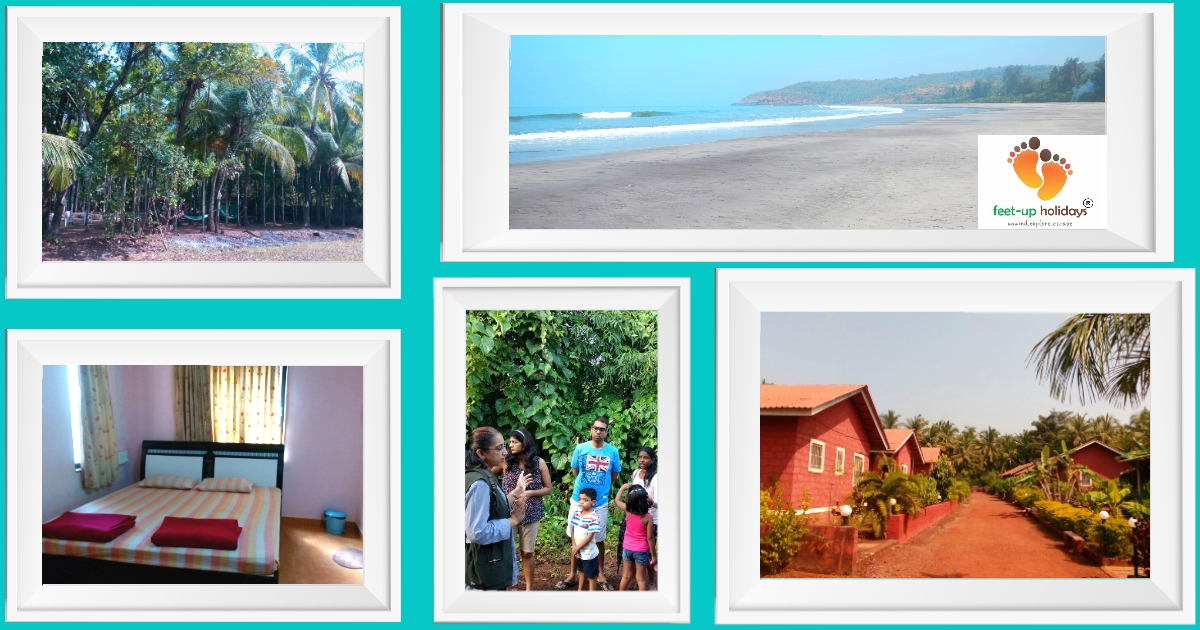 Enjoy family holiday in Konkan & rejuvenate your body and soul