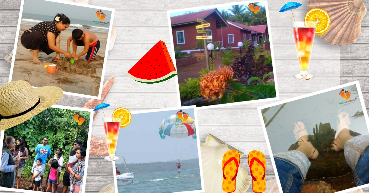 Come to Konkan & pamper yourself by taking summer break in Dapoli