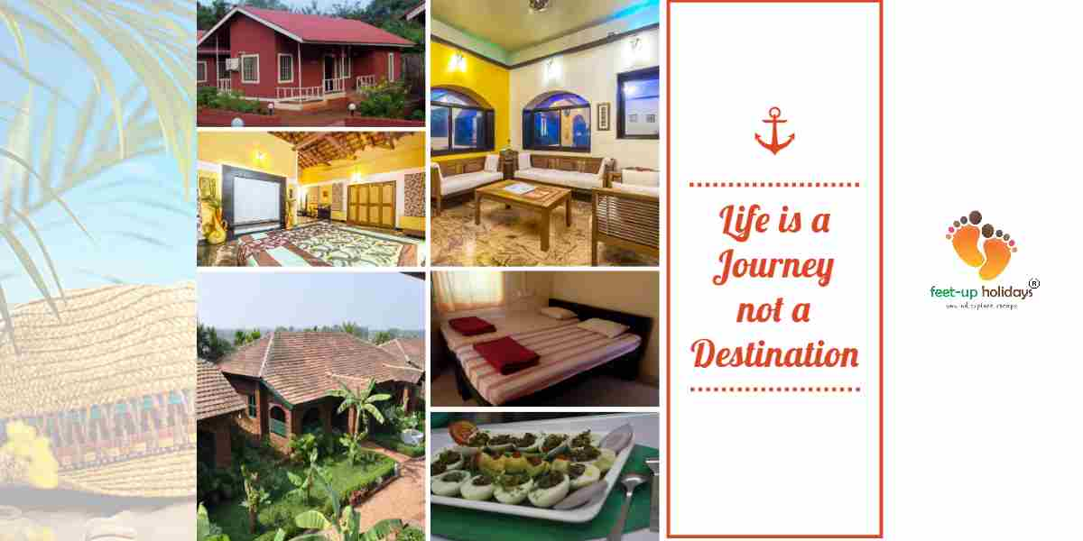 Enjoy summer vacations at luxury resorts in Konkan