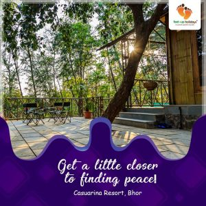 Do you want to relax on the backwater of a dam, in the serene, quiet atmosphere?